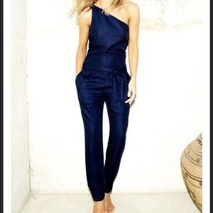 Rosie huntington-whiteley for Paige jumpsuit